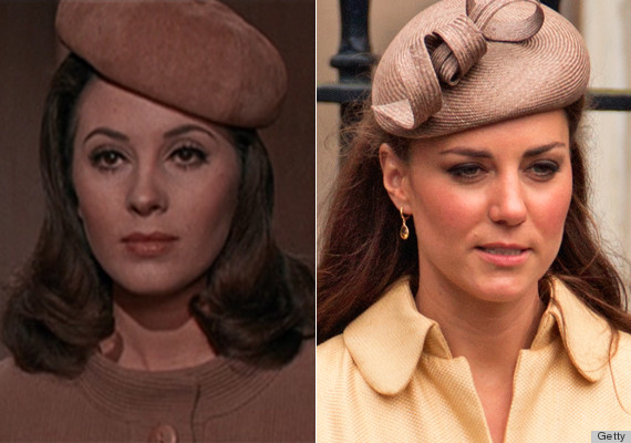 Kate Middleton Barbara Parkins